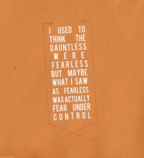 divergent quotes dauntless - photo #16