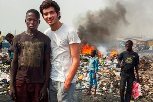 1D in Ghana