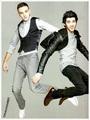 1D photoshoots Anan Magazine