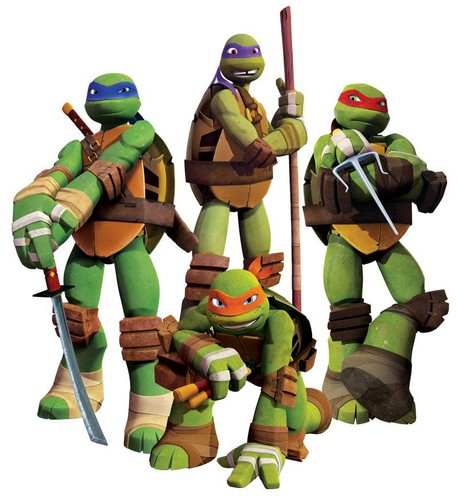 2012 Teenage Mutant Ninja Turtles