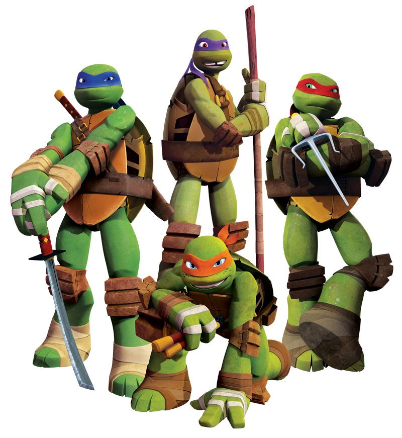nickelodeon teenage mutant ninja turtles games