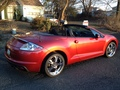 2012 spyder top down - mitsubishi-eclipse photo