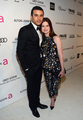 2013 - 21st Annual Elton John AIDS Foundation's Oscar Viewing - bonnie-wright photo