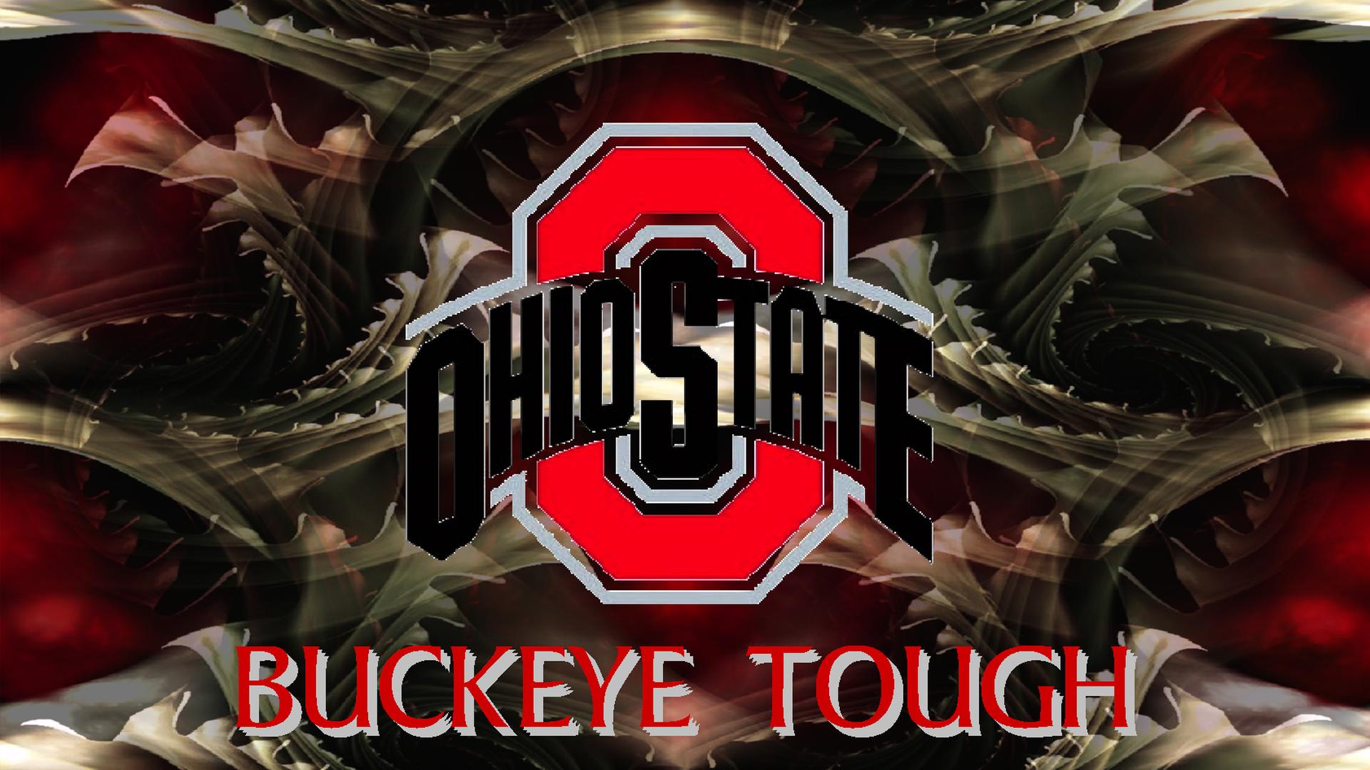 Ohio state buckeyes 2013 athletic logo 4