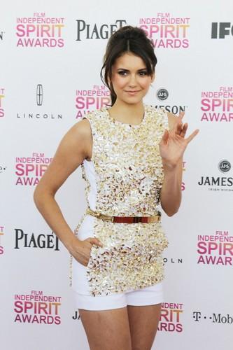2013 Film Independent Spirit Awards - Film Independent Executives And Talen