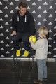 28 2'13 David Beckham - Zidane and Adidas meeting! - david-beckham photo