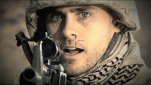 30 Seconds To Mars- This Is War {Music Video}