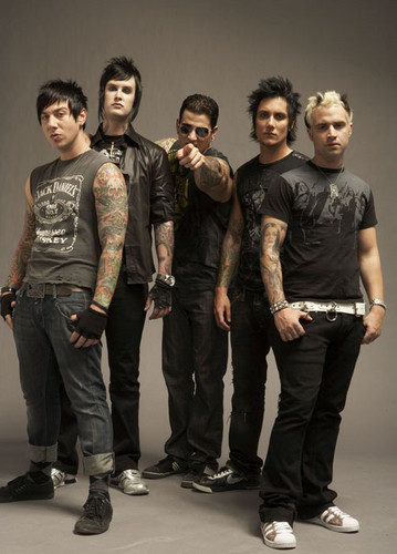 Avenged Sevenfold Wallpaper Possibly Containing A Well Dressed Person And Long Trousers Titled A7X