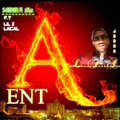 ALFA ENT FLYER - the-alphabet fan art