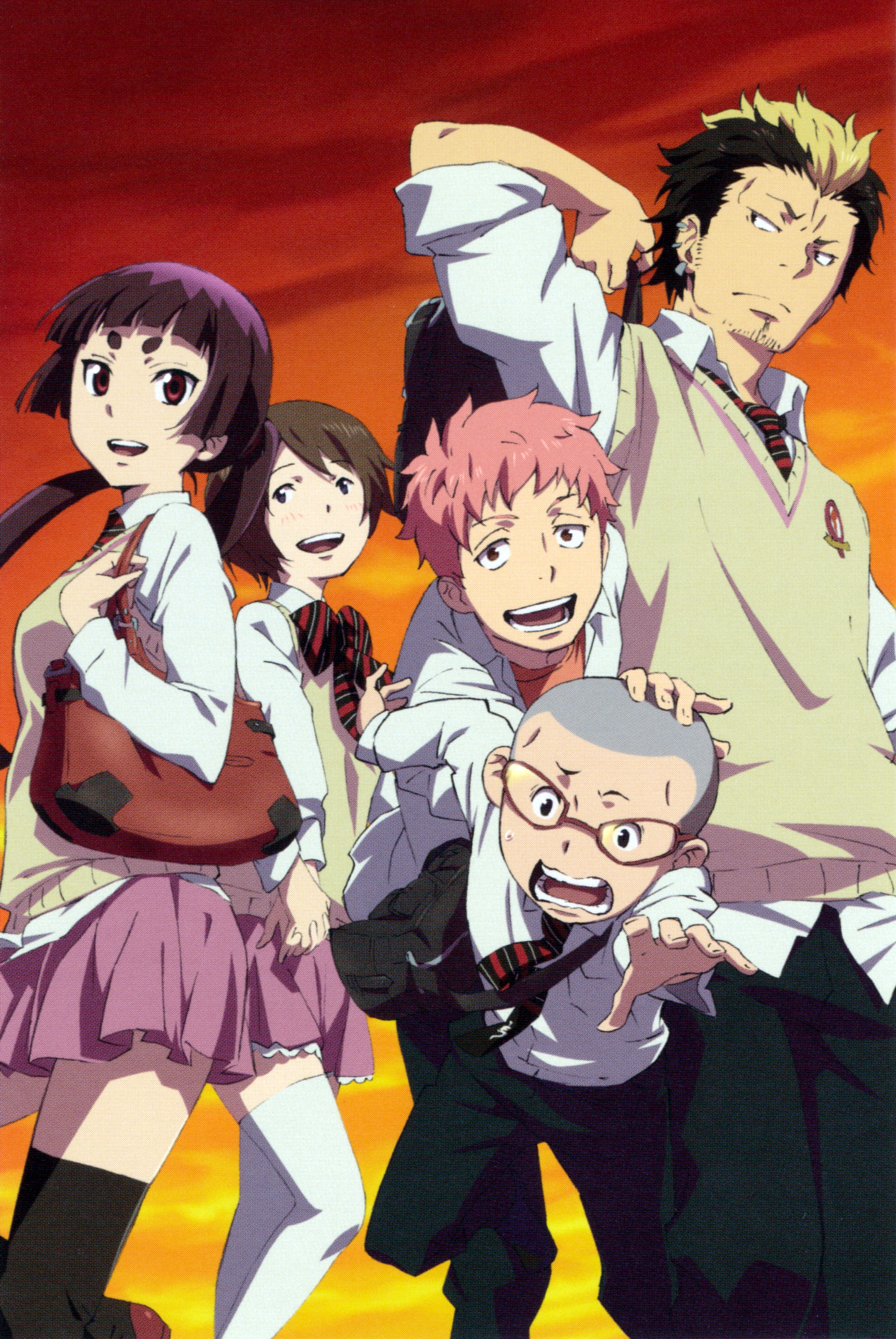 Ao No Exorcist Images Ao No Exorcist Hd Wallpaper And Background