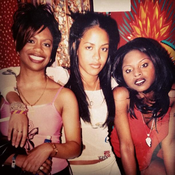 Aaliyah *rare*