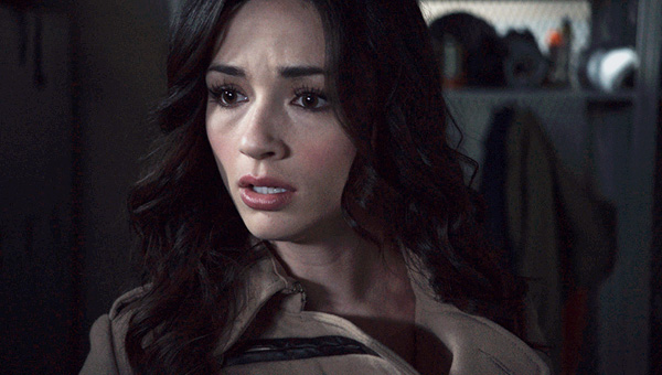 Tags for this image include crystal reed allison argent car tuning