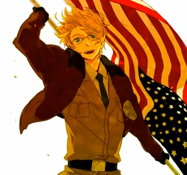 hetalia fondo de pantalla probably containing anime called America~