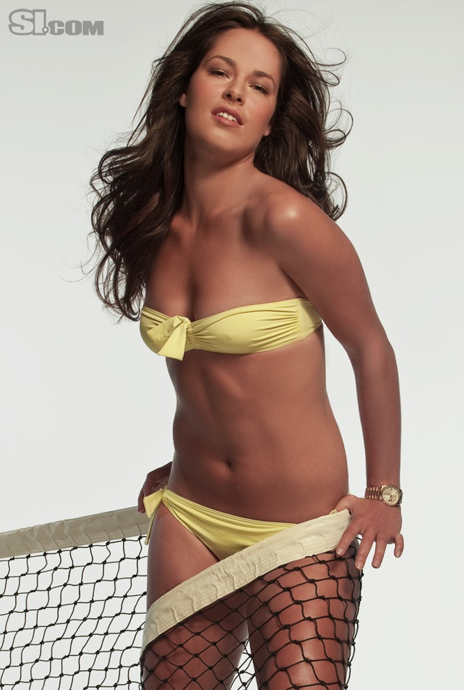 Ana Ivanovic Sports Illustrated