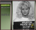 Anna Nicole Smith arrested