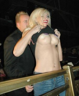 Posted anna nicole smith orgy wish had