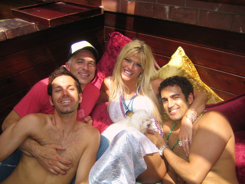 Anna Nicole Smith gay club