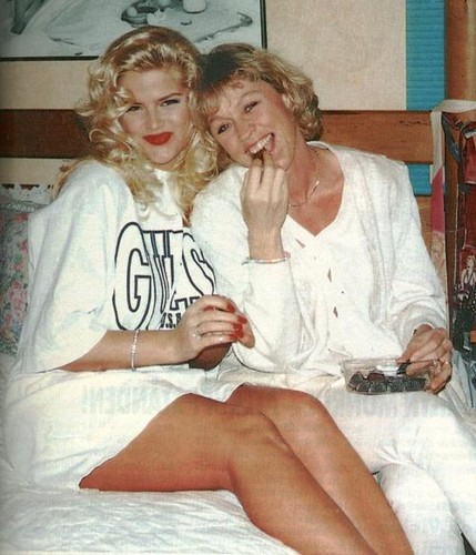 Anna Nicole Smith girlfriend