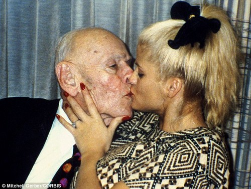 Anna Nicole Smith husband