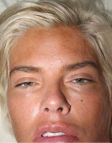 Anna Nicole Smith no airbrush