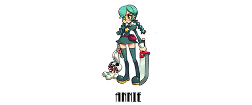 Annie: Girl of the Stars