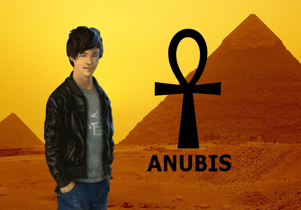 The Kane Chronicles Anubis Wallpaper Picture to Pin on ...