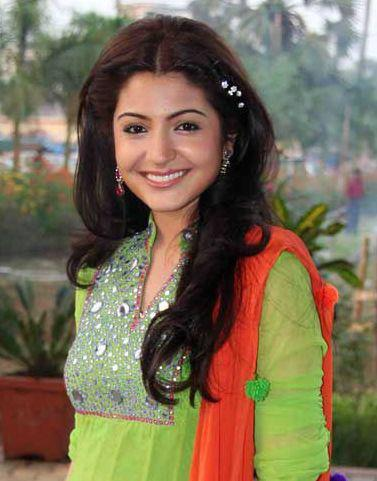 Bollywood wallpaper probably with an outerwear and a portrait called Anushka Sharma