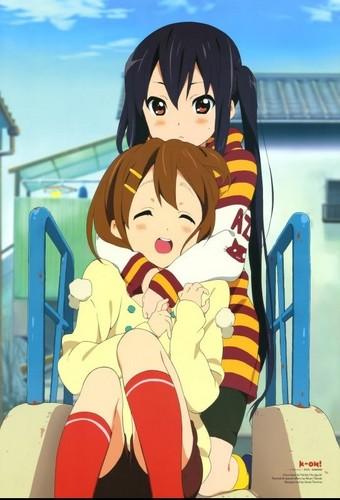 Azusa and Yui