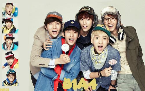 B1A4 fondo de pantalla entitled B1A4