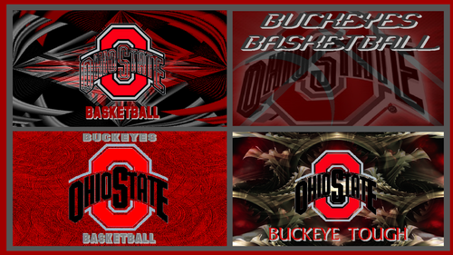 Ohio State universidad baloncesto fondo de pantalla probably with anime titled baloncesto fondo de pantalla COLLAGE