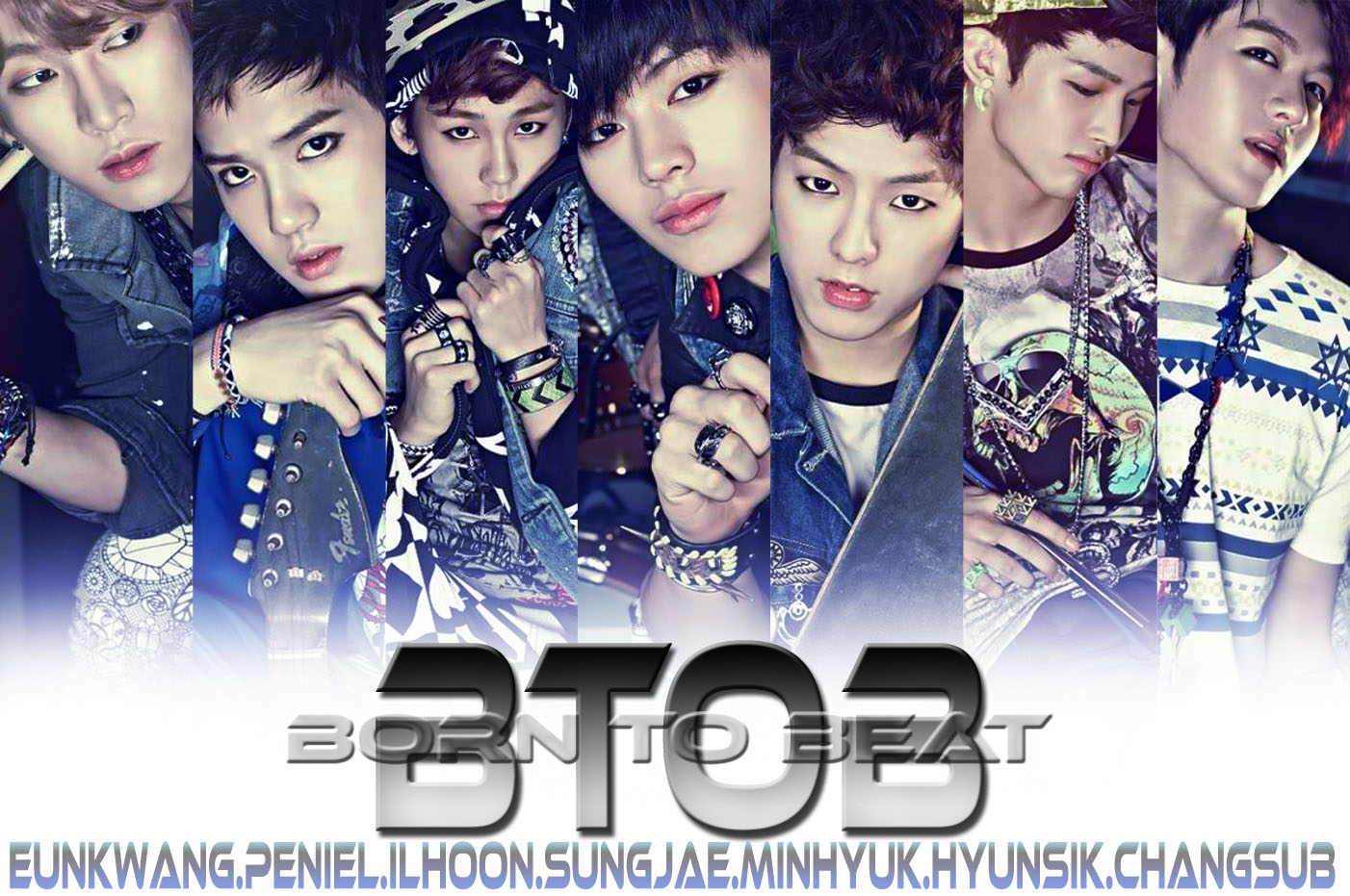 btob born to beat images icons wallpapers and photos
