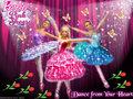 Ballerina montrer