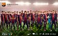 Barça - fc-barcelona wallpaper