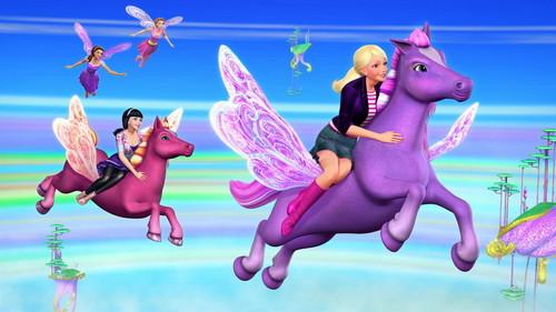 búp bê barbie Fairy Secret <3