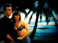 Beach Romance - dylan-and-brenda photo