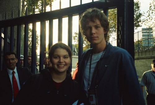 Berdych hair in 2005