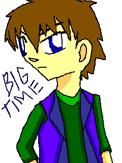Big Time (Rush)! (Kuroba Kaito)