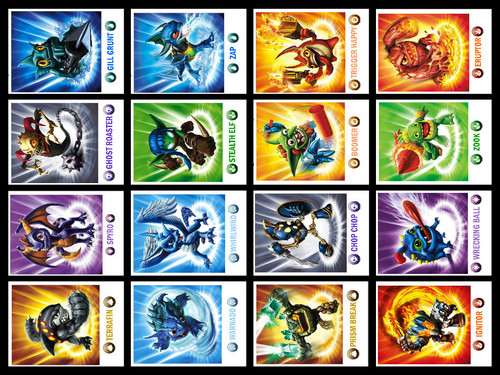 Bingo Card 11