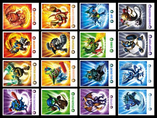 Bingo Card 12