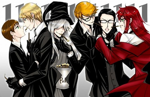 Black butler yaoi - yaoi Fan Art