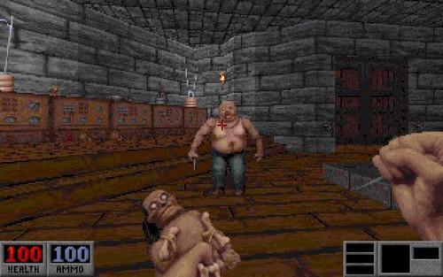Blood (video game)