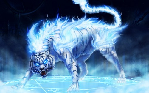 Blue Exorcist Tiger