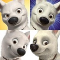 Bolt's facial expressions - disneys-bolt photo