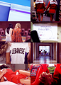 Brittany & Santana  - glee fan art