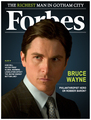 Bruce Wayne - Forbes' leading man - bruce-wayne photo