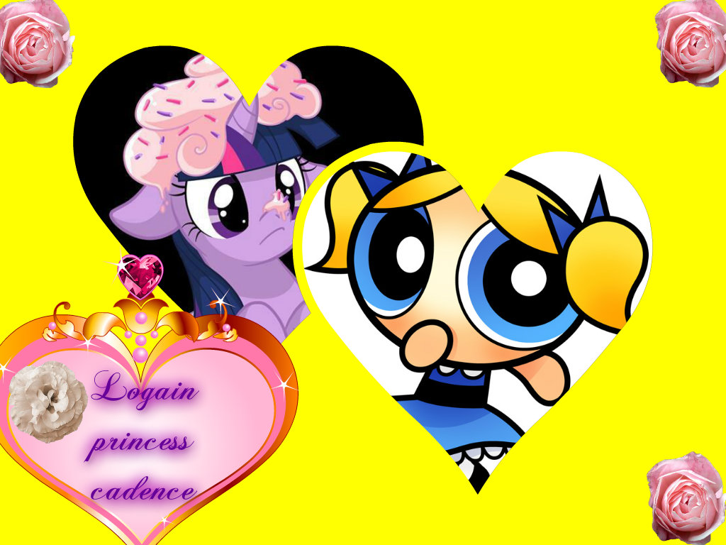 My little pony friendship is magic bubbles and twili