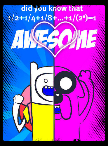 Adventure Time With Finn and Jake wallpaper titled COOL FINNNY