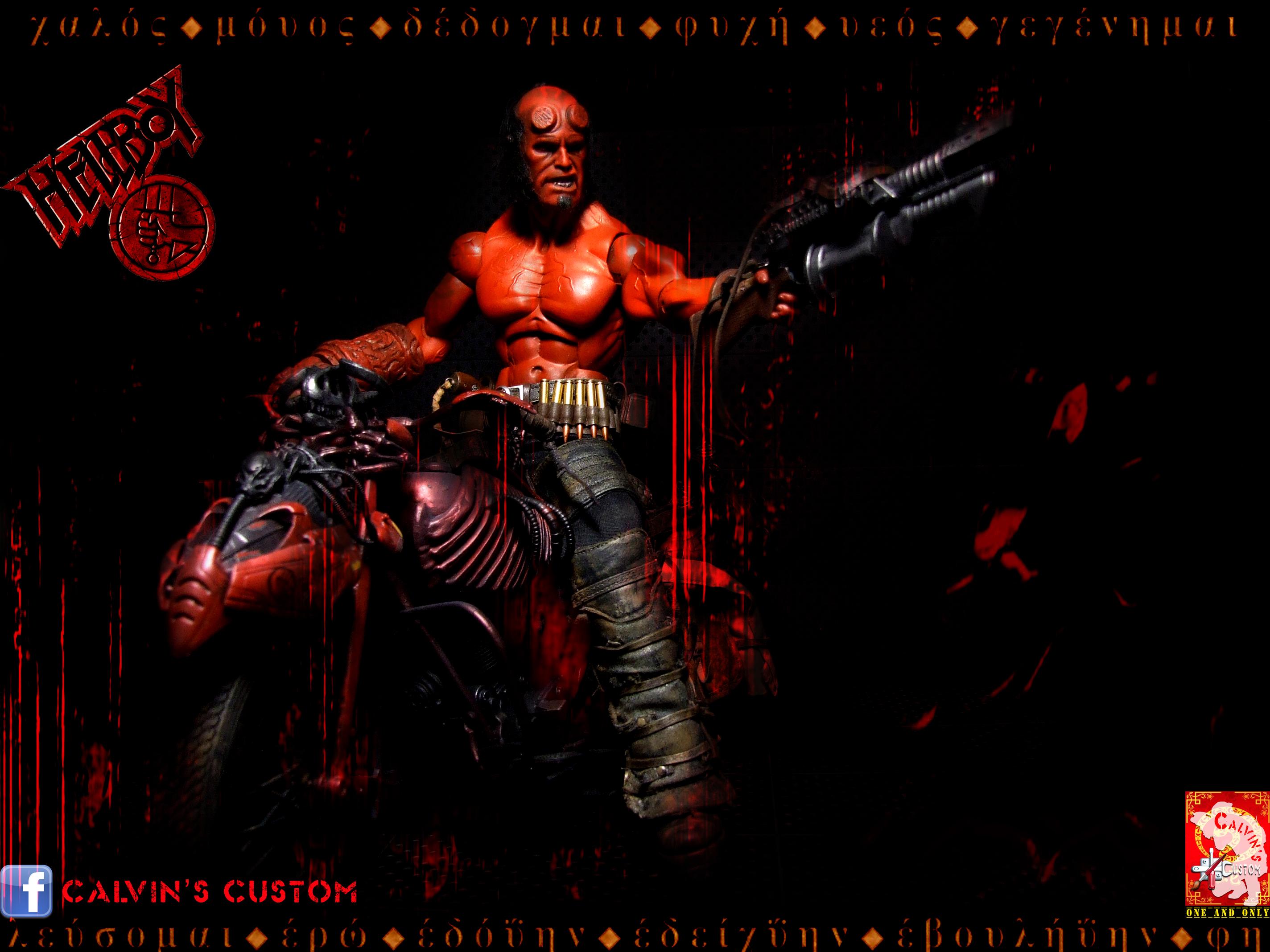 hellboy wallpaper related keywords - photo #41