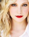 Candice being cute - candice-accola fan art