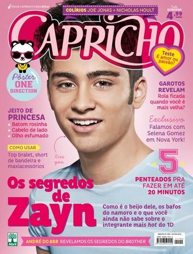 Capricho Magazine!